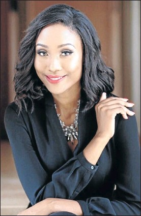 ?? PHOTOS: INSTAGRAM ?? HITTING OUT: Zoe Mthiyane feels sullied by the remarks made by her ex-fiance that she denies him access to the child