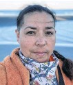 ?? CONTRIBUTED ?? Ursula Johnson, an artist from Eskasoni First Nation who now lives in Halifax, created the public art piece Resonance to reflect the history and culture of the Northend of Sydney.