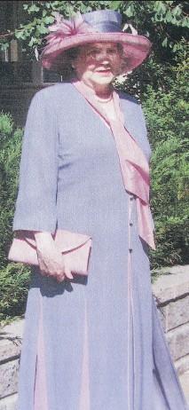 ??  ?? Ellen (Babs) Devine died at age 87.