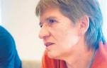 ?? Bild: Lysekils kommun ?? Socialchef Eva Andersson berättar att kommunen har vidtagit åtgärder efter bristerna men medger att det har påverkat förtroendet för verksamheten.