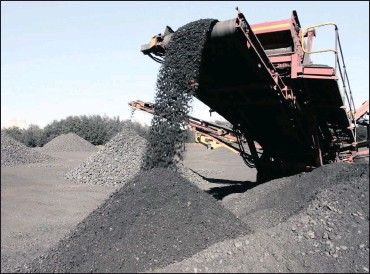 ?? PHOTO: SUPPLIED ?? Wescoal's Khanyisa mine. Wescoal has shut down unprofitable depots in the year under review.