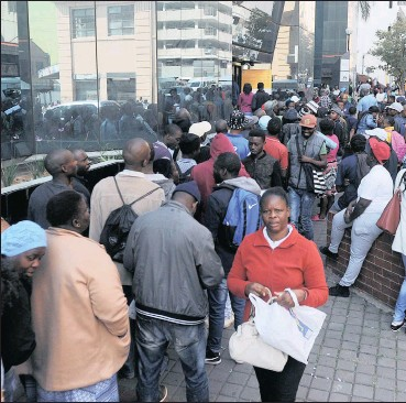 ?? PHOTO: MATTHEWS BALOYI ?? As South Africa bids Youth Month goodbye, let us remember that we are facing the risk of losing a whole generation to unemployment. We need effective skills development programmes, says the writer.