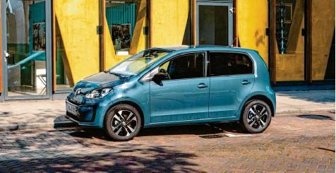 ?? Foto: Volkswagen AG ?? Ende Gelände? Vom kleinen Up wird VW wohl keinen direkten Nachfolger bringen.