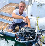 ??  ?? Dream Yacht Charter's new internship program aims to teach students marine mechanics as well as other shipboard and dockside skills.