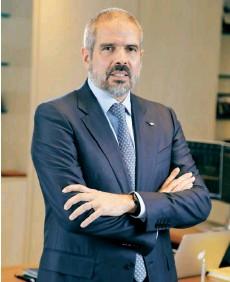 ??  ?? Luis Perez Companc. El grupo adquirió una energética en julio.