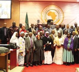 ??  ?? Pan African Parliament