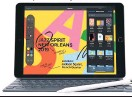 ??  ?? The 2019 iPad supports Apple Pencil