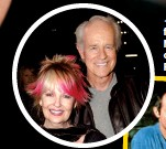 """??  ?? """"She's fabulous,"""" Mike gushes of wife Shelley Fabares."""
