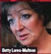 ??  ?? Betty Loren-Maltese