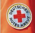 ?? Foto: dpa ?? Dieses rote Kreuz kennt so gut wie je‰ der.