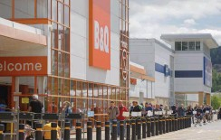 ??  ?? DEMAND: B& Q said people rediscovered their homes in lockdown