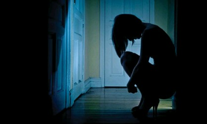 ?? Photograph: ThomasCristofoletti/Getty Images/Flickr RM ?? Many people who experience suicidal thoughts are not reaching out for help.