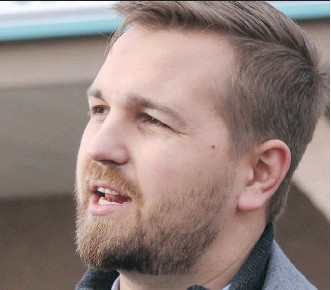 """?? CRYSTAL SCHICK ?? MLA Derek Fildebrandt says he accepts the suspension handed him by Wildrose Party for his response to a homophobic Facebook post, but says the response does not """"reflect my own opinion."""""""