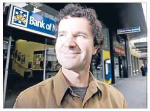 ?? Photo: FAIRFAX ?? Cleansing force: BNZ chief economist Tony Alexander says recessions wash away economic excesses such as unproductive machinery and people.