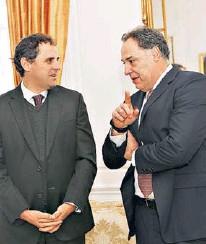 ??  ?? * Rodrigo Castro y Luis LLanos.