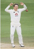 ??  ?? Dom Bess is hope for a spinfriendly wicket.