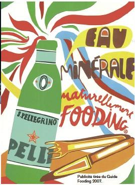 ??  ?? Publicité tirée du Guide Fooding 2007.