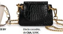 ??  ?? Efecto cocodrilo, de C&A, 9,99€.