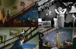 ??  ?? 11 Ateş Parçası, Cibali Karakolu, Kalbimin Efendisi ve Satın Alınan Koca filmlerinden merdivene ilişkin görseller 11