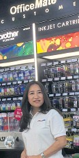 ??  ?? Ms Wilawan says e-commerce is creating opportunities for office supply firms.