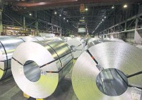 ?? PETER POWER THE CANADIAN PRESS FILE PHOTO ?? Metals from aluminum to steel have seen renewed rallies and European gas and power have hit fresh records. A gauge of spot commodities prices is on the verge of breaching a decade-high.