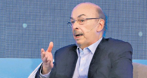 ??  ?? Académico. Joaquín Morales Solá, flamante titular de la Academia Nacional de Periodismo