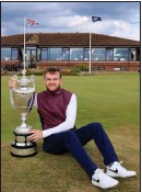??  ?? Laird Shepherd fought back from eight down after 17 holes
