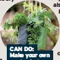 ??  ?? CAN DO: Make your own garden feature