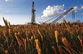 ?? Michael Ciaglo / Houston Chronicle ?? Houston-based Apache Corp. says it takes its environmental responsibility seriously.