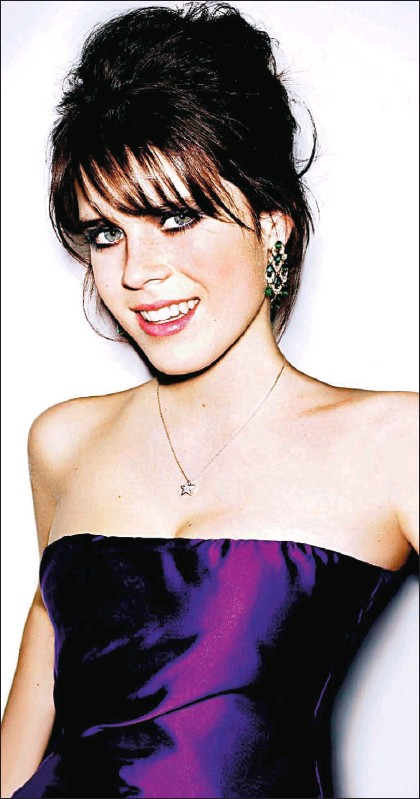?? Picture: Tatler ?? ALL GROWN UP: Princess Eugenie's glamorous new look comes ahead of her 'low-key' 18th birthday.