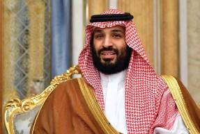 ?? Isithombe: Reuters ?? INkosana uMohammed bin Salman