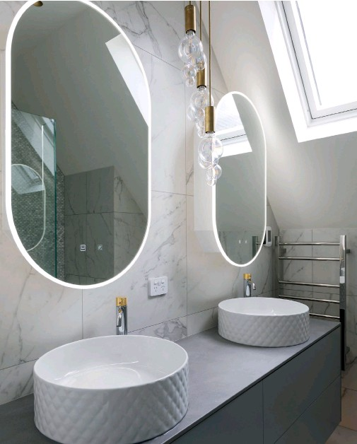 Pressreader Nz House Garden 2020 01 01 Be Inspired By Blissful Bathrooms And Ideas To Steal