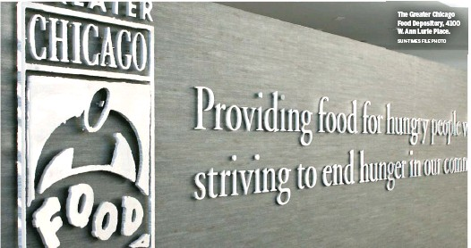 SUN TIMES FILE PHOTO The Greater Chicago Food