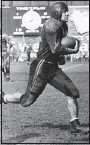?? FROM GAZETTE FILES ?? Tommy Manastersky won a Grey Cup with the Alouettes in 1949.
