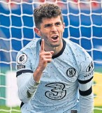 ??  ?? Two-goal Christian Pulisic