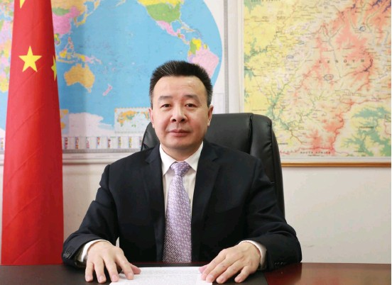 ??  ?? AMBASSADOR Lei Kezhong.