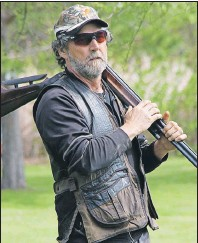 ?? SUBMITTED ?? Derrick Egan was inducted into the Canadian Skeet Shooting Hall of Fame as a builder earlier this month.