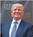 ?? EVAN VUCCI, AP ?? Donald Trump is dominating the rankings in part because his rivals have faltered.