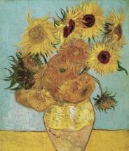??  ?? 《十二朵向日葵》