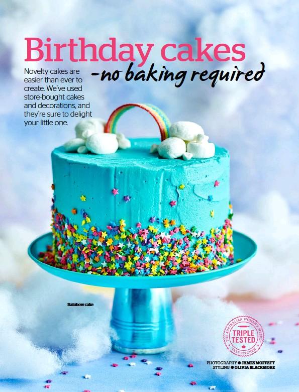 Pressreader Australian Womens Weekly Nz 2016 09 01 No Bake