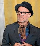 ??  ?? Michael Stipe says REM amounted to a group of friends who created something together.