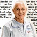 ?? Foto: Guido Koeninger ?? Frank Habermaier ist Feuerwehr‰Ex‰ perte.