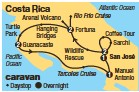 Costa Rica Natural Paradise 9 Day Tour 1295 Tax Fees Pressreader