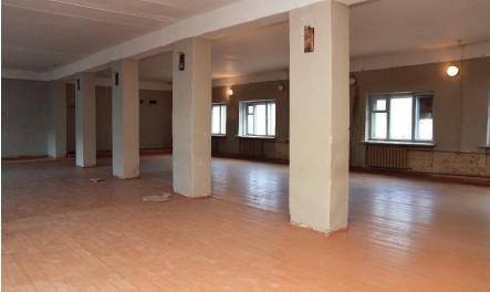??  ?? Новый зал позволит воспитанникам школы «Торпедо» заниматься с большим комфортом.