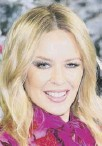 ??  ?? 0 Kylie Minogue said social media 'isn't always easy'