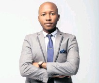 ?? PHOTO: SUPPLIED ?? Boitumelo Mofikoe is on a mission for venture capital.