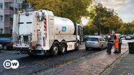 ??  ?? Brennstoffzellen-Testfahrzeug der Stadtwerke Bremen im Einsatz