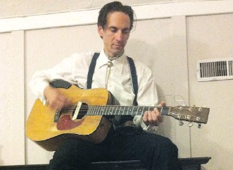?? MIKE BELL ?? Petunia combines elements of traditional western swing, bluegrass, folk, jazz, ragtime and hillbilly.
