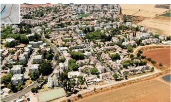 ??  ?? תוכנית פינוי-בינוי נרחבת בשכונת יוספטל בכפר סבא