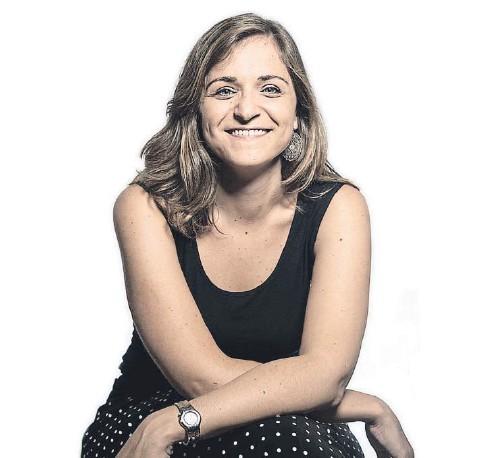 ??  ?? La doctora en Biología Judit Cubedo, es cofundadora y CEO de GlyCardial Diagnostics